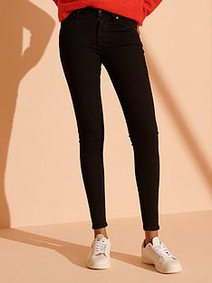 superdry-mid-rise-skinny-jeans-black