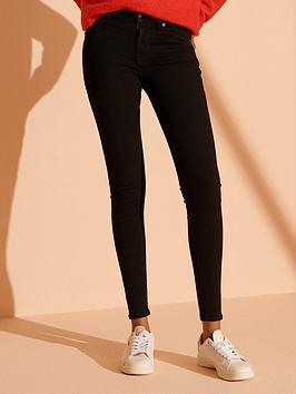 superdry-mid-rise-skinny-jeans-black