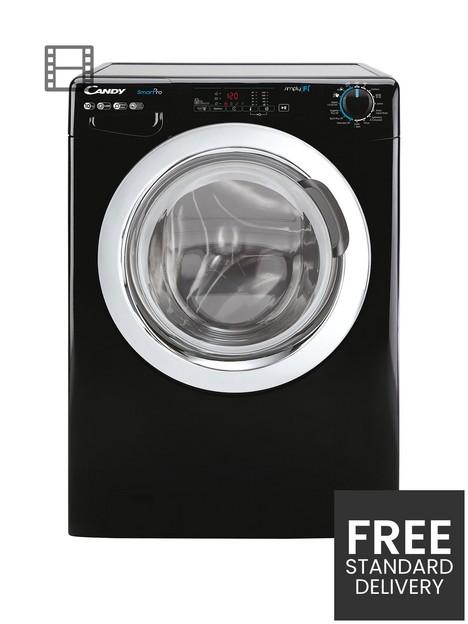 candy-cso14103twcbe-10kg-load-1400-spin-washing-machine-black