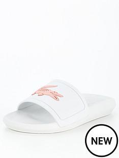 lacoste-croco-slide-logo-flat-sandal-whitepink