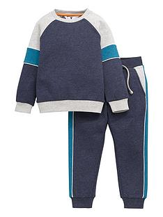 mini-v-by-very-boys-colourblock-tracksuit-multi