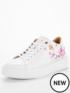 ted-baker-rhubarb-platform-trainer-white