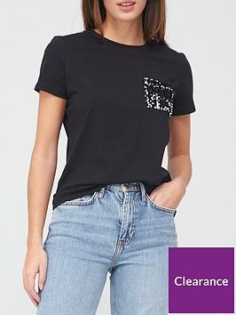 v-by-very-velvet-sequin-pocket-t-shirt-black