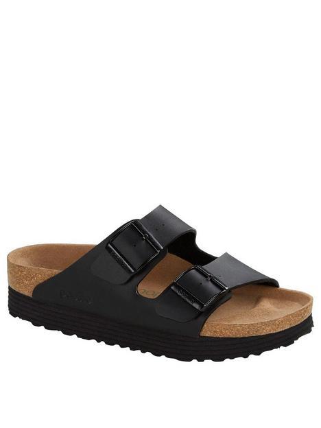 birkenstock-arizona-grooved-wedge-sandal--nbspblack
