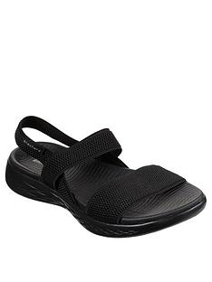 skechers-on-the-go-600-gore-strap-molded-footbed-flat-sandal--nbspblack