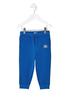 river-island-mini-mini-boys-logo-jog-pants--nbspblue