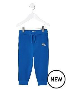 river-island-mini-mini-boys-logo-jog-pants--nbspblue