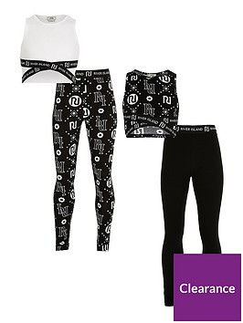 river-island-girls-2-pack-cropped-top-and-leggings-set--nbspmulti
