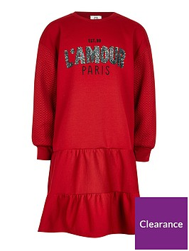 river-island-girls-peplum-sweat-dress-red