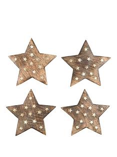 sass-belle-wooden-star-coasters-set-of-4