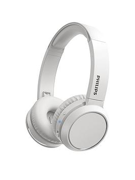 philips-philips-tah4205-wireless-bluetooth-headphones-with-bass-boost-button-matte-white