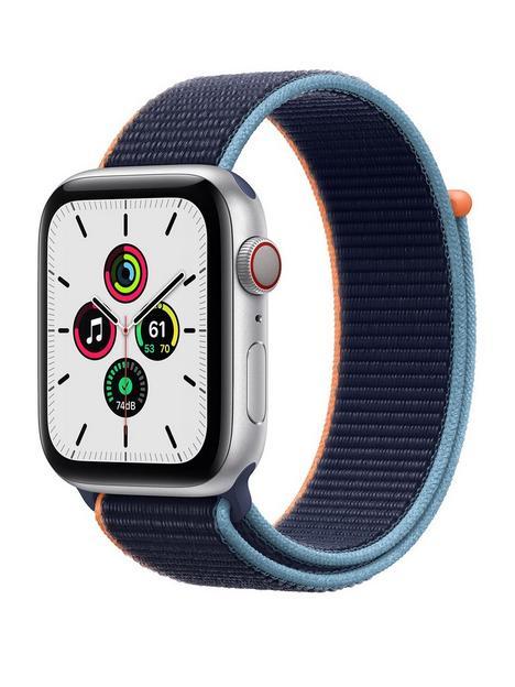 apple-watch-se-gps-cellular-44mm-silver-aluminium-case-with-deep-navy-sport-loop