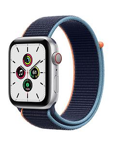 apple-watch-se-gps-cellular-44mm-silver-aluminium-case-with-deep-navy-sport-loop