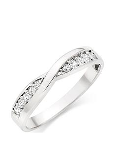 beaverbrooks-9ct-white-gold-cubic-zirconia-ring