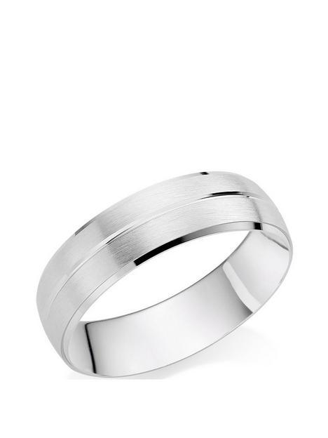 beaverbrooks-9ct-white-gold-mens-wedding-ring