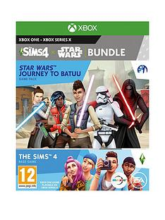 xbox-one-the-sims-4-star-wars-journey-to-batuu-base-game-and-game-pack-bundle