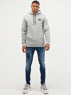 kings-will-dream-raylan-overhead-hoodie-grey