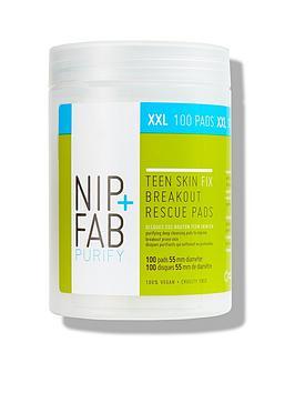 nip-fab-teen-skin-fix-breakout-rescue-pads-xxl