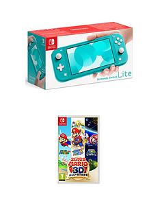 nintendo-switch-lite-console-with-super-mario-3d-all-stars