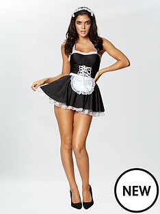 ann-summers-dress-up-maid-to-pleasure-black