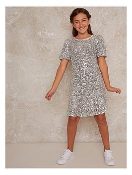 chi-chi-london-girls-lila-dress-silver