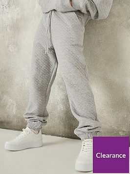 missguided-missguided-oversizednbspquilted-jogger-grey