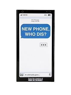new-phone-who-dis