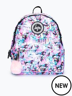 hype-girls-crystal-rock-pom-pom-backpack