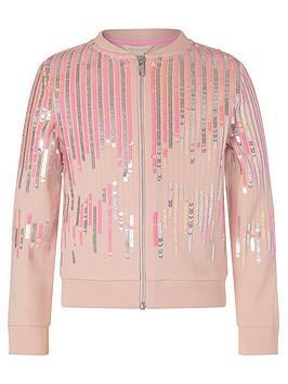 monsoon-girls-sequin-bomber-jacket-pale-pink