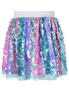 monsoon-girls-sequin-stripe-skirt-multi