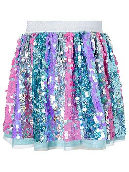 monsoon-girls-sequin-stripe-skirt-multi