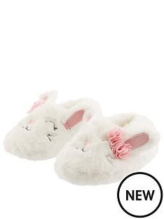 monsoon-girls-bunny-novelty-slippers-ivory