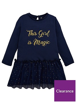 mini-v-by-very-girls-2-in-1-star-sparkle-mesh-dress-navy