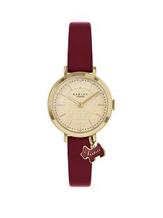 radley-radley-selby-street-gold-dog-charm-dial-dark-red-leather-strap-ladies-watch