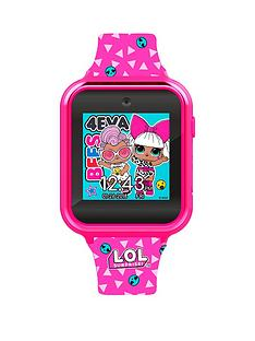 disney-lol-surprise-full-display-printed-silicone-strap-kids-interactive-watch