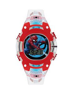 disney-spiderman-digital-dial-light-up-strap-kids-watch