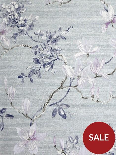 arthouse-jardin-fleuri-smokey-lilac-wallpaper