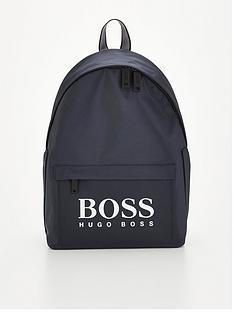 boss-magnify-logo-backpack-navynbsp
