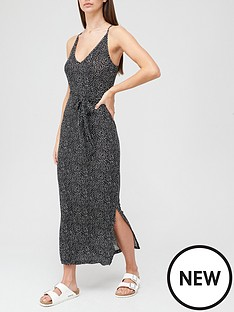 v-by-very-strappy-belted-midi-dress-black-spotnbsp