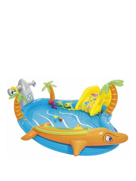 bestway-sea-life-play-center