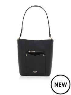 dune-london-dorgie-tote-bag-black