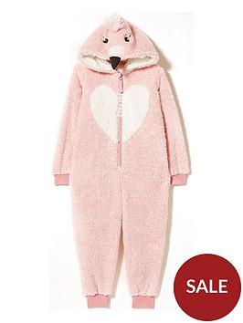fatface-girls-flamingo-fleece-all-in-one-blush