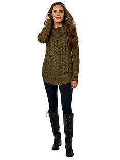 joe-browns-cosy-collar-jumper-khaki