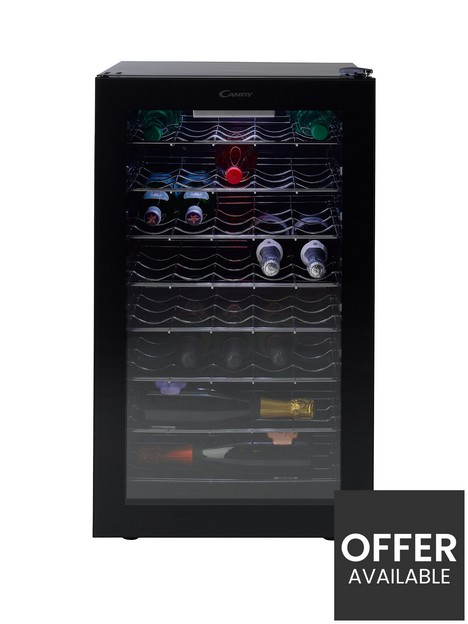 candy-cwc-150-ukn-free-standing-wine-cooler-black