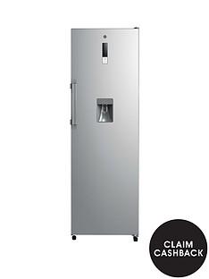 hoover-hls-1862wdkmn-tall-fridge-stainless-steel