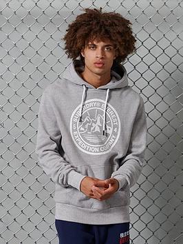 superdry-everest-fleece-hoodie-grey