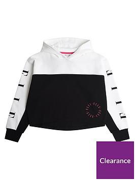 elle-girls-colour-block-cocoon-hoodie-black