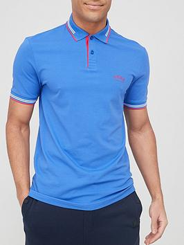 boss-paul-curved-logo-polo-shirt-blue