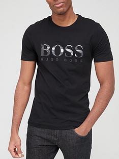 boss-tee-3-centre-logo-t-shirt-black