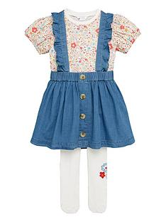 mini-v-by-very-girls-chambray-short-sleeve-t-shirtnbspand-tights-set-multi